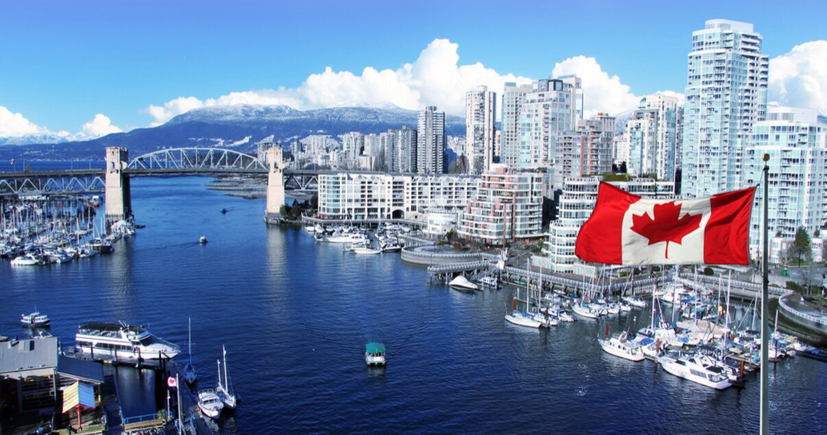 Un puerto en Canadá uno de los mejores lugares para estudiar inglés en el extranjero.